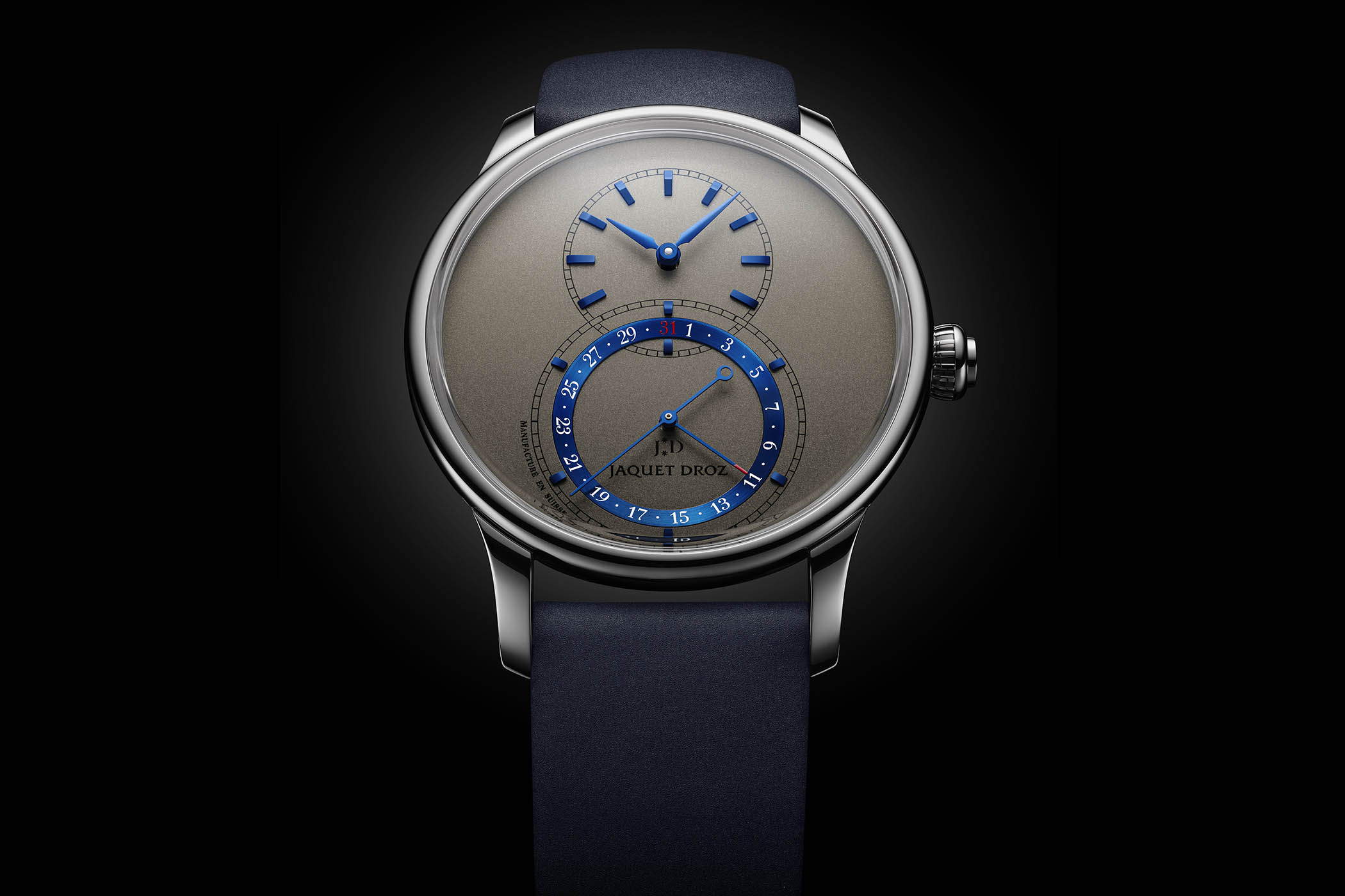 Jaquet Droz Grande Seconde Quantieme 41mm