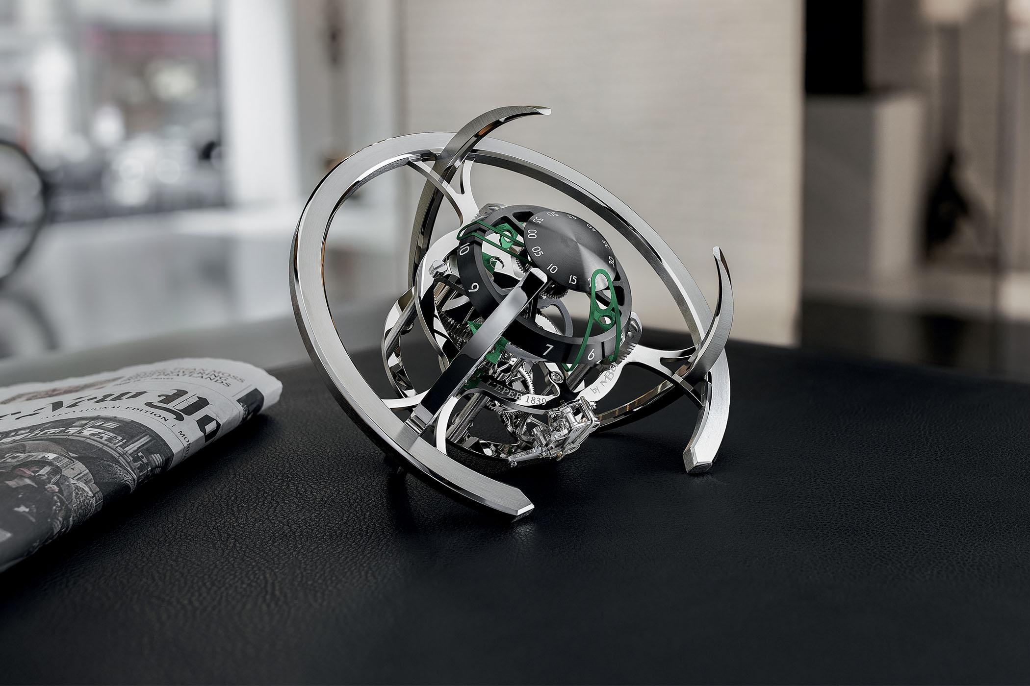 MB&F StarFleet Explorer Clock L'Epee