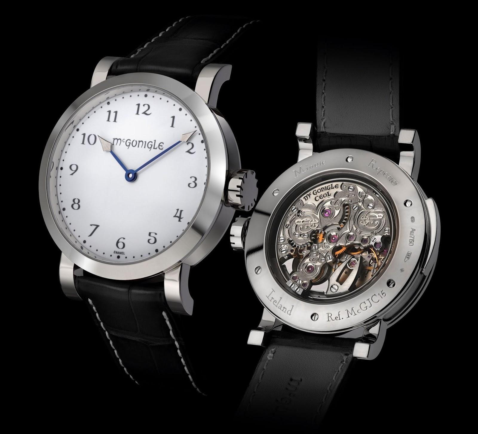 Mcgonigle watches - 1