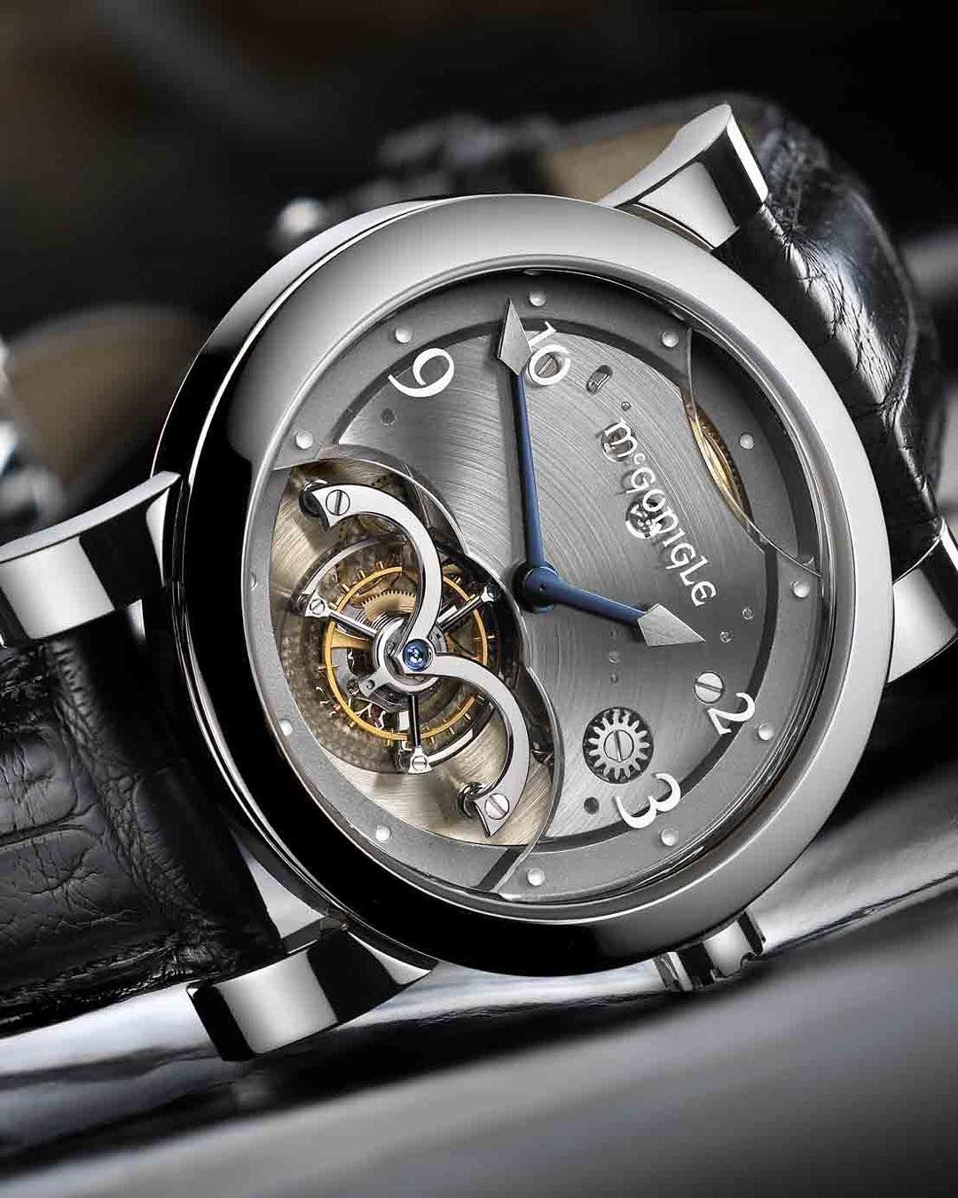 Mcgonigle watches - 2
