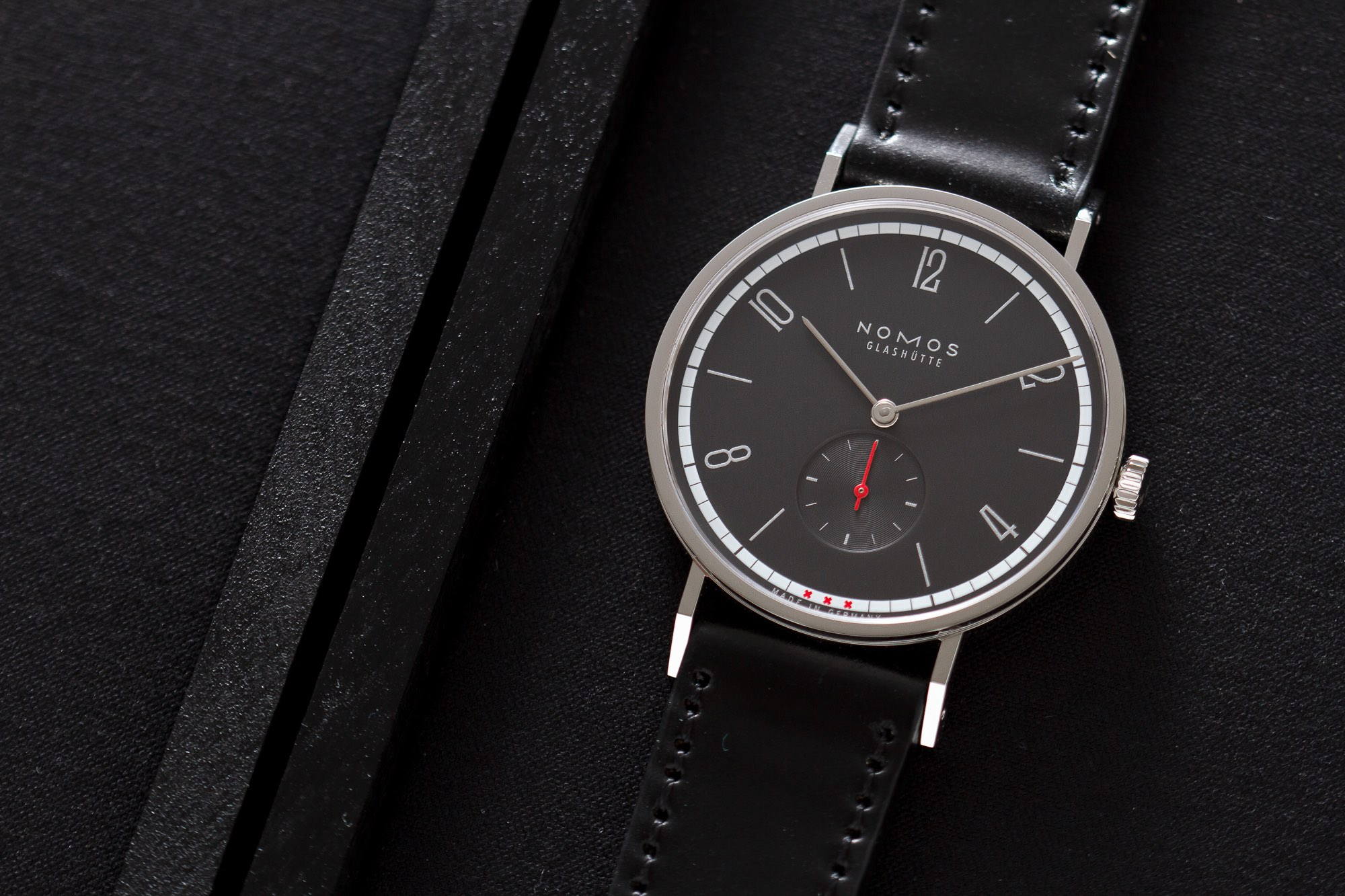 Nomos Tangente 38 Amsterdam Limited Edition 2020 Ace Jewelers