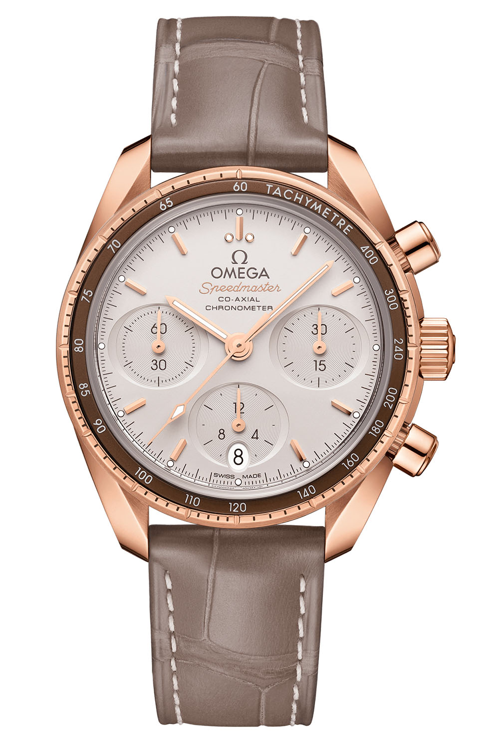 Omega Speedmaster 38mm Co-Axial Chronograph Full Gold 2020 - 1