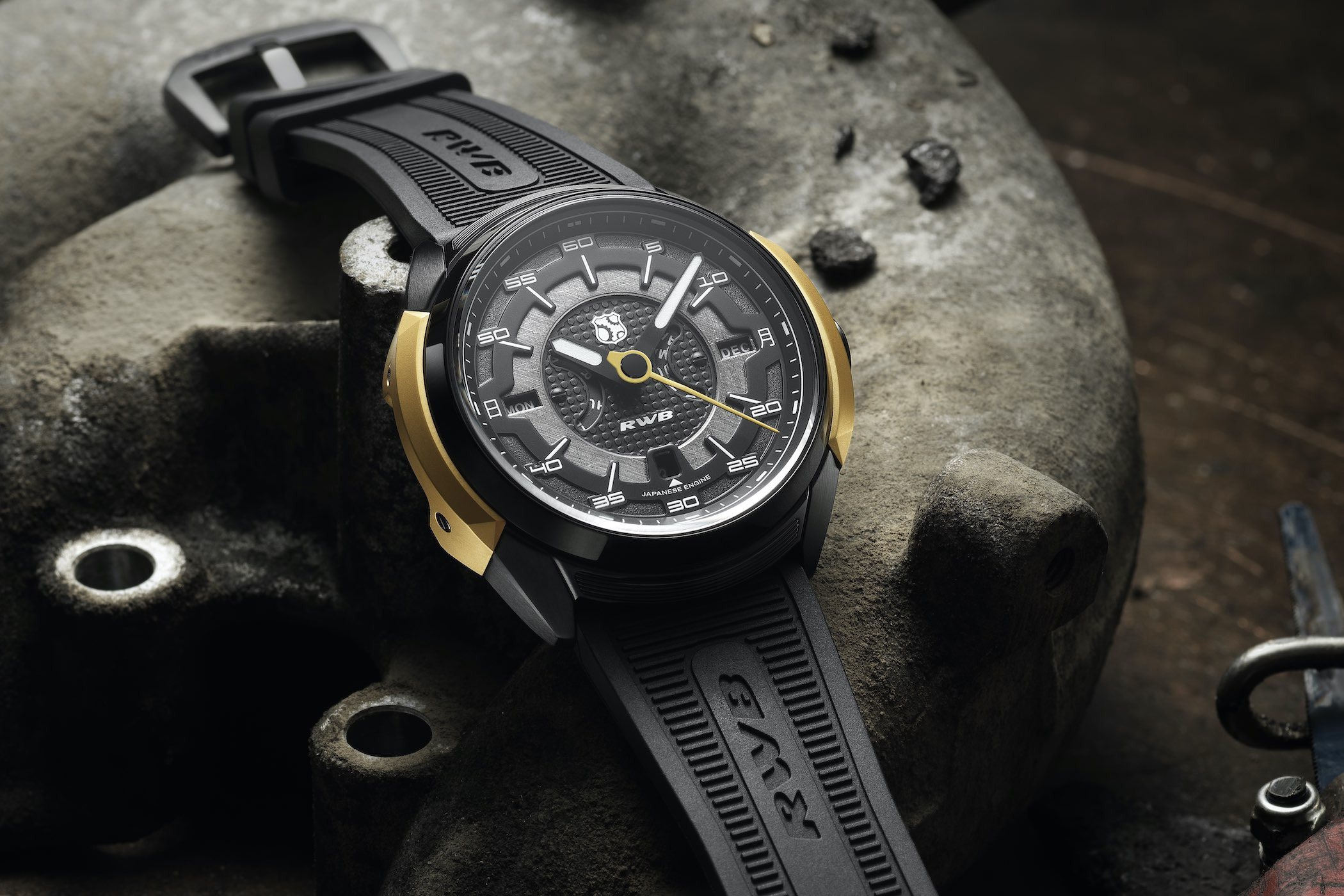 REC Watches RWB 901