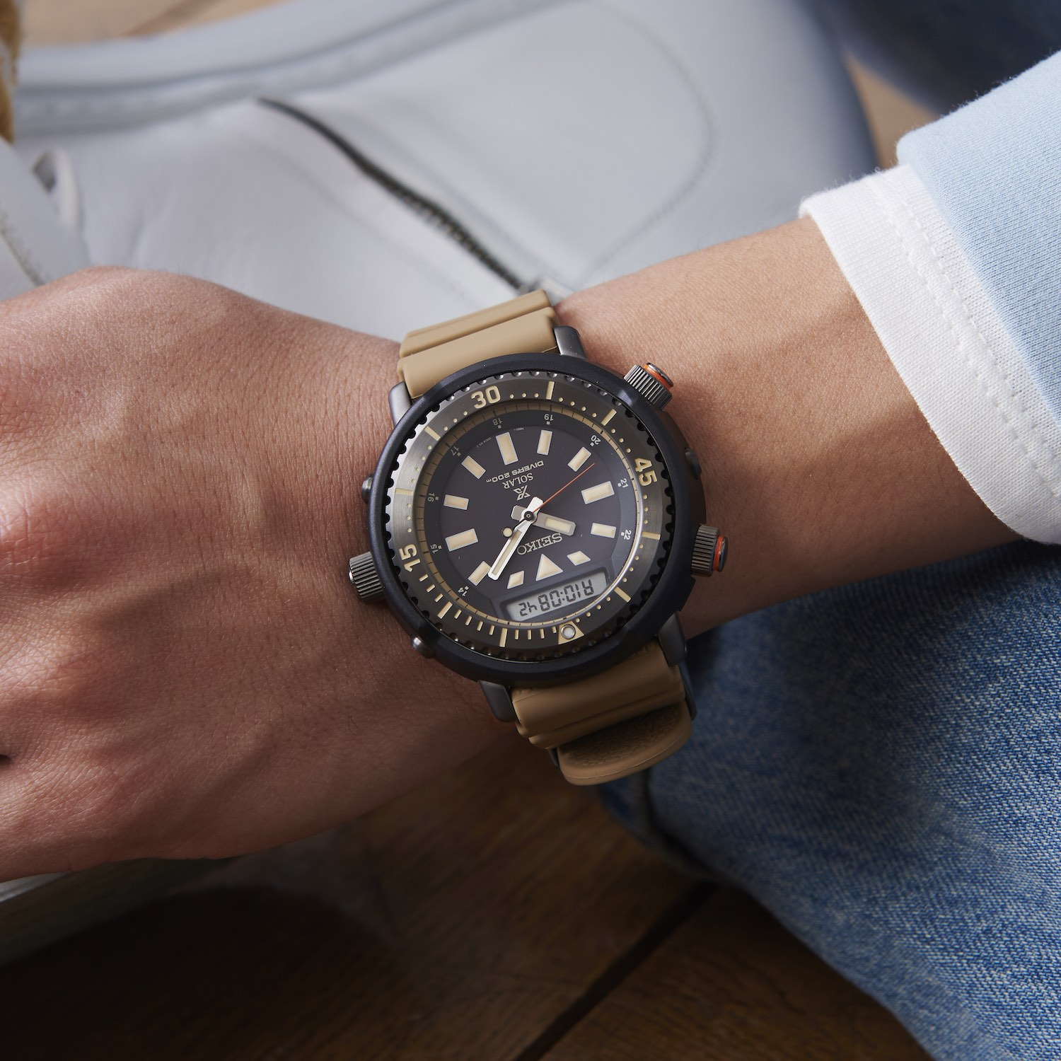 Seiko Prospex Street Series Urban Safari Tuna - 2