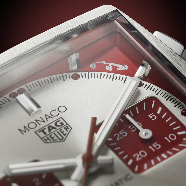 TAG Heuer Monaco Calibre 02 Grand Prix de Monaco Historique Edition CBL2114 - 2