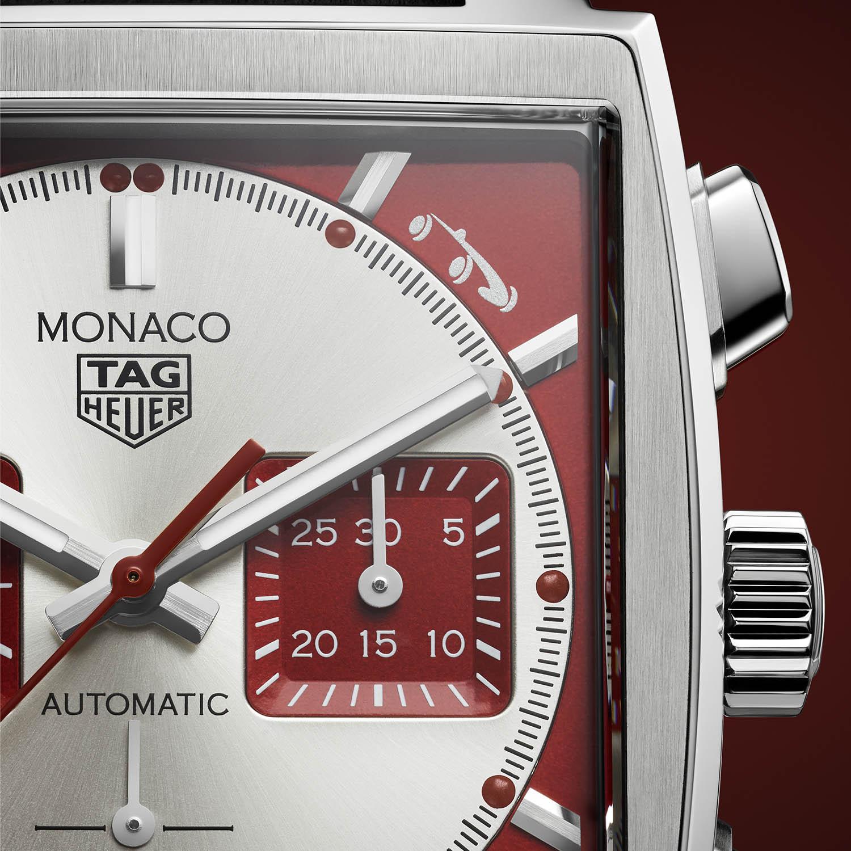 TAG Heuer Monaco Calibre 02 Grand Prix de Monaco Historique Edition CBL2114 - 3