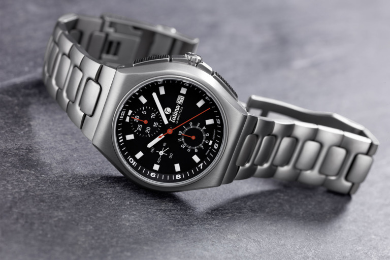 Introducing - The 2020 Tutima M2 Coastline Chronograph (Specs & Price)