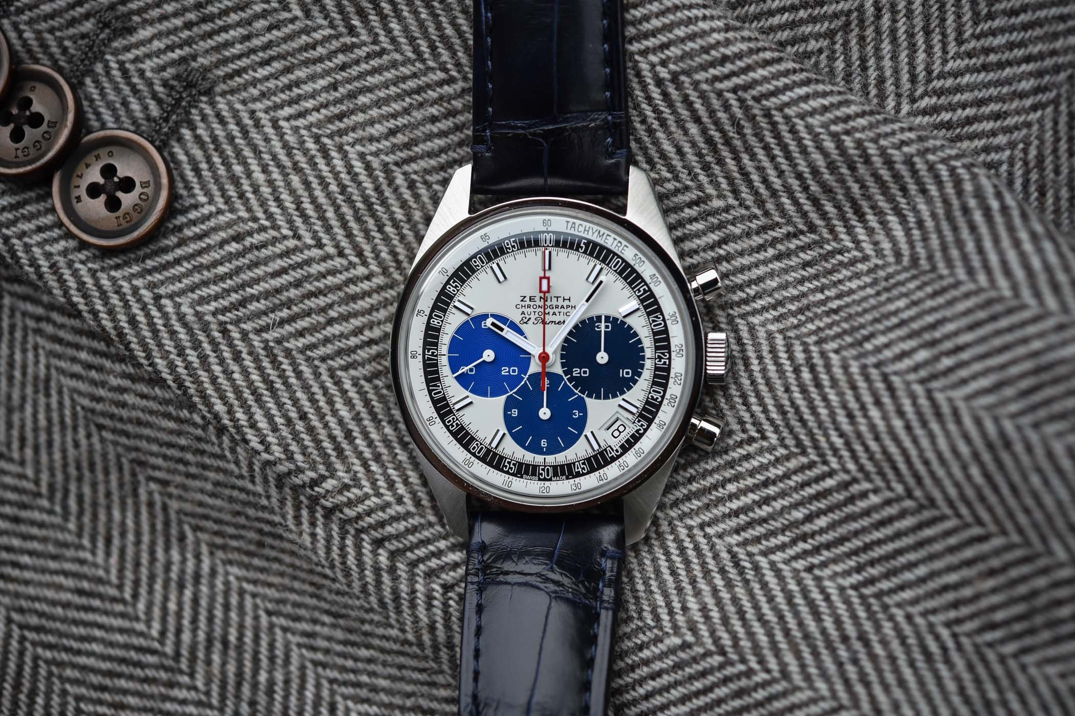 Zenith Chronomaster Revival Manufacture Edition A386