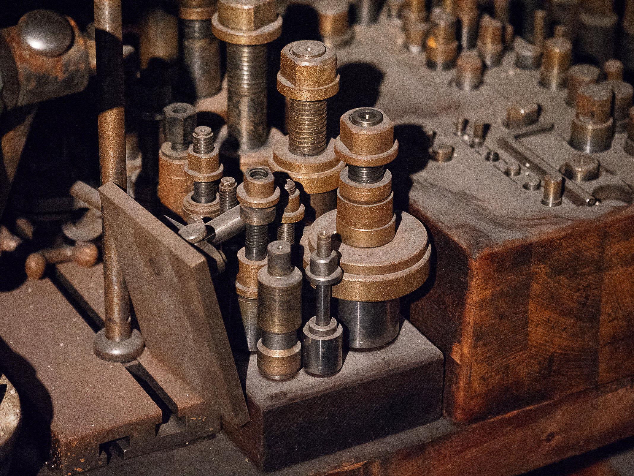 Zenith manufacture attic grenier Charles Vermot El Primero - 3