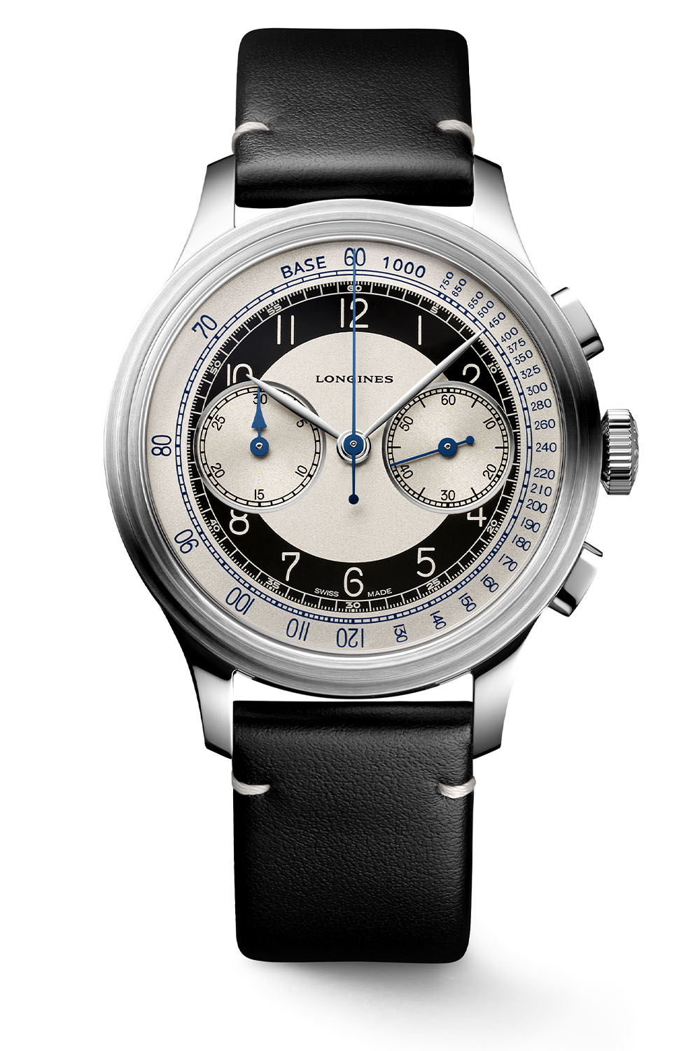 Longines Heritage Classic Tuxedo Collection 2020