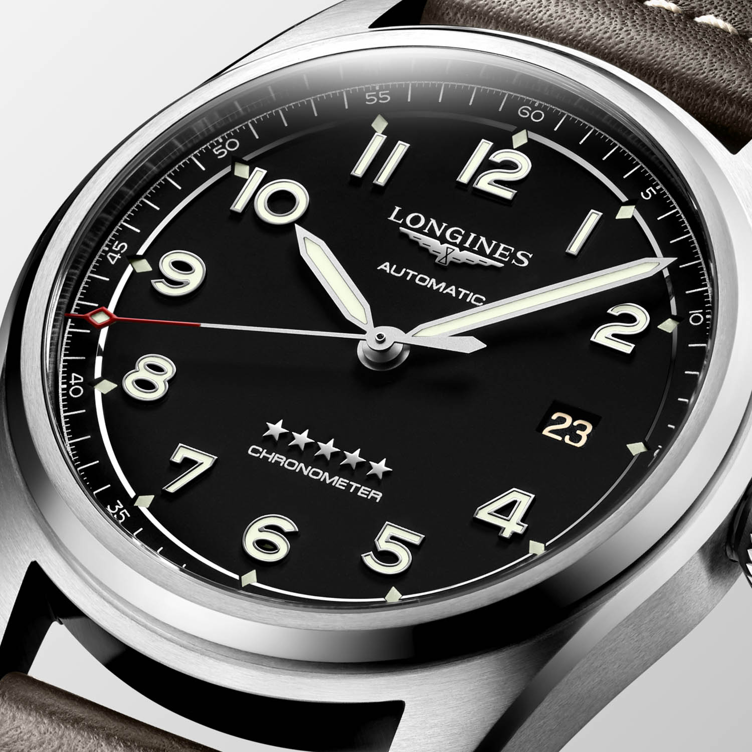 2020 Longines Spirit Time-and-Date - 5