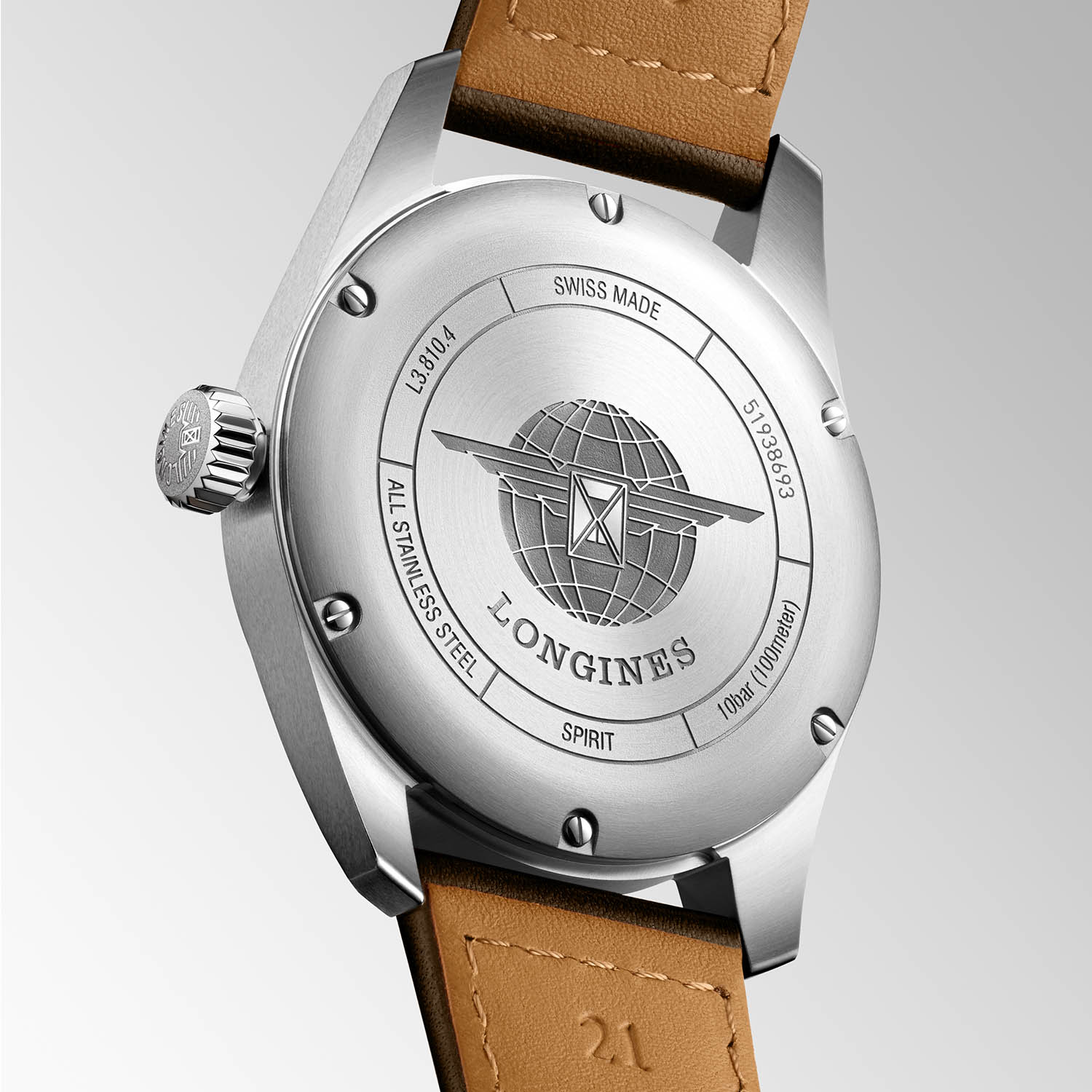 2020 Longines Spirit Time-and-Date - 6