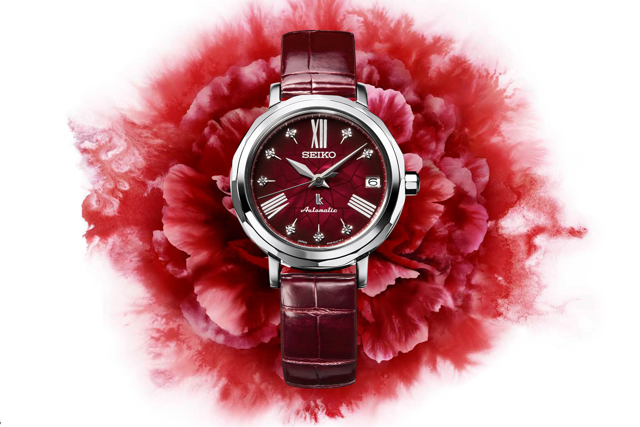2020 Seiko Lukia Wormen Watches
