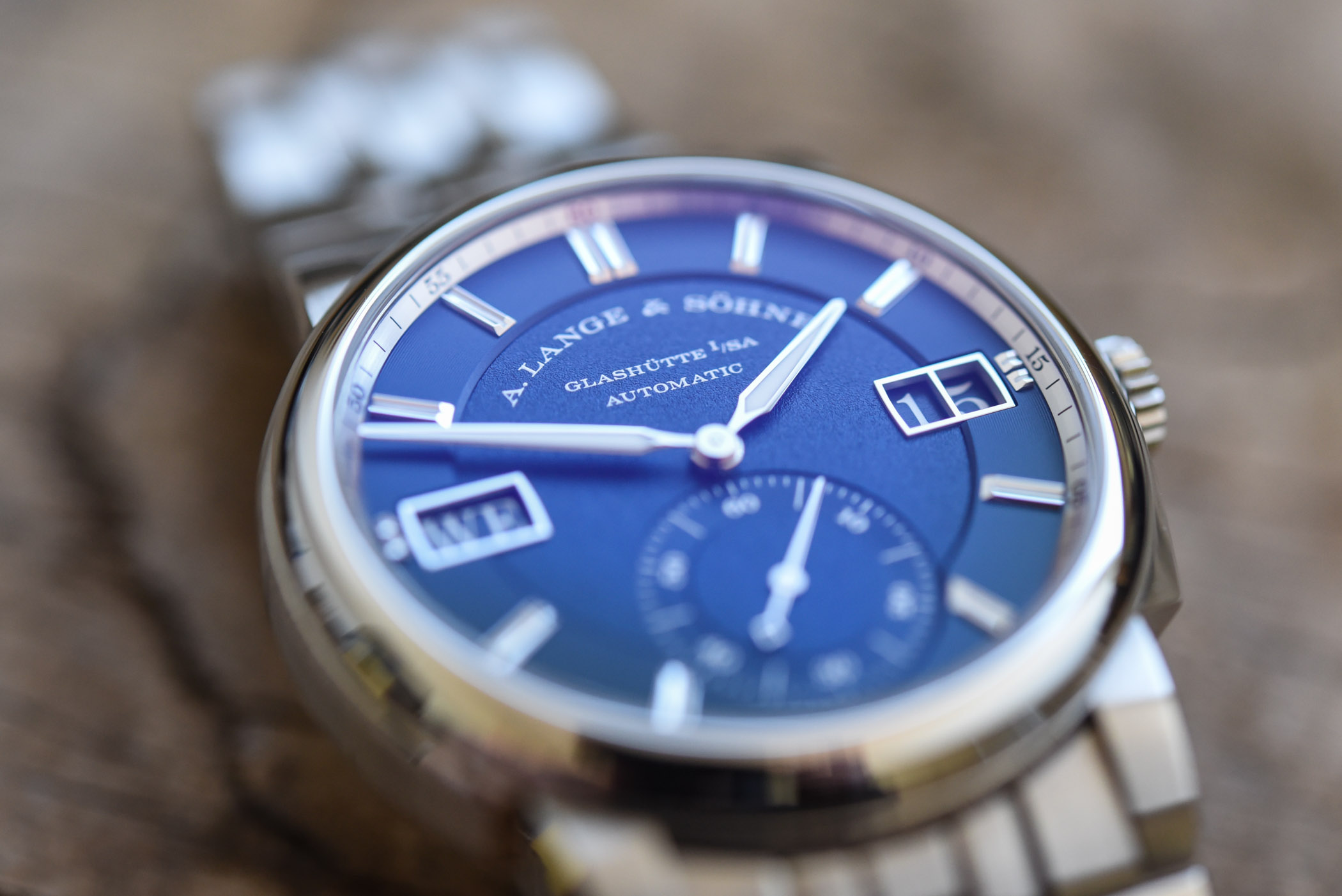A Lange Sohne Odysseus Steel 363.179 Review - 15