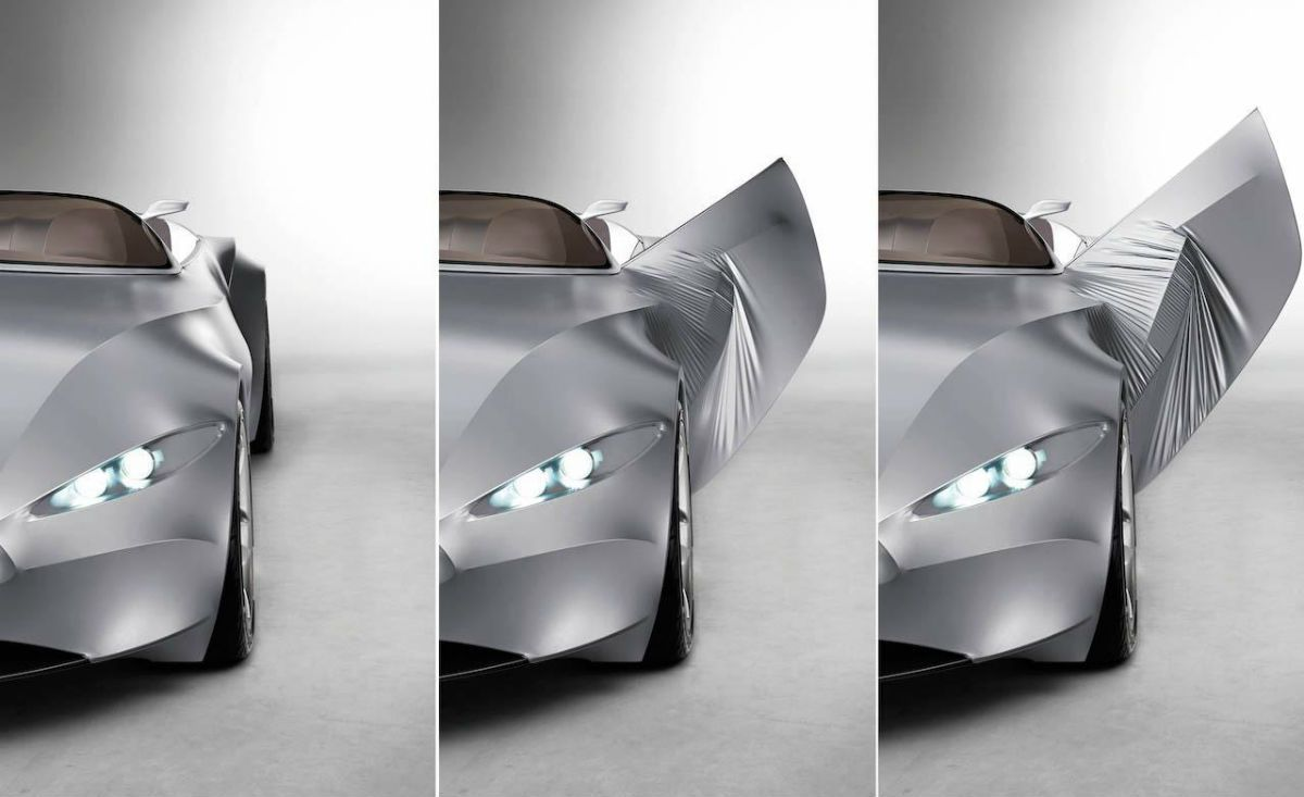 BMW Gina concept - 1