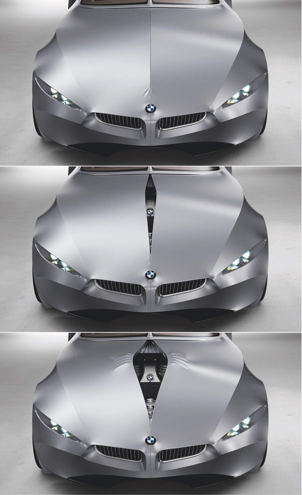 BMW Gina concept - 3