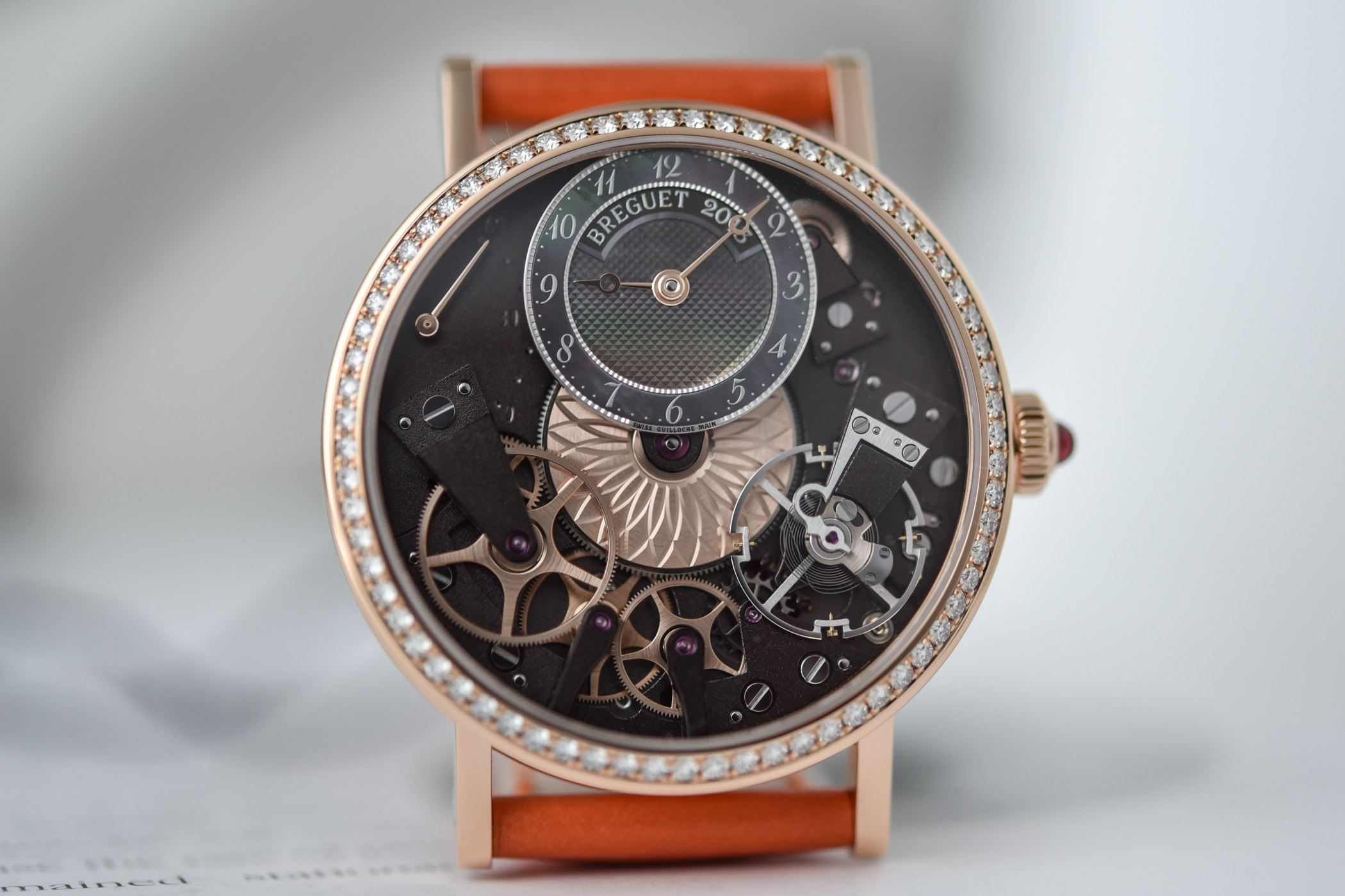 Breguet Tradition 7038 Boutique Edition women