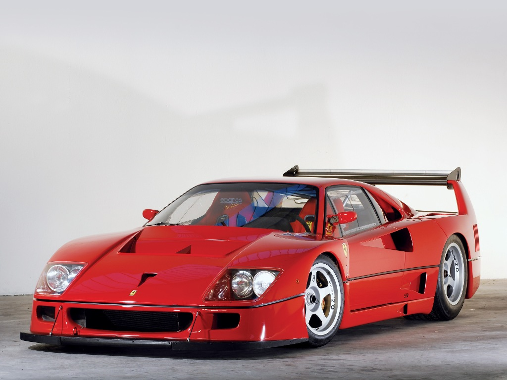 The Petrolhead Corner The Story Of Mystical Ferrari F40 Lm Barchetta