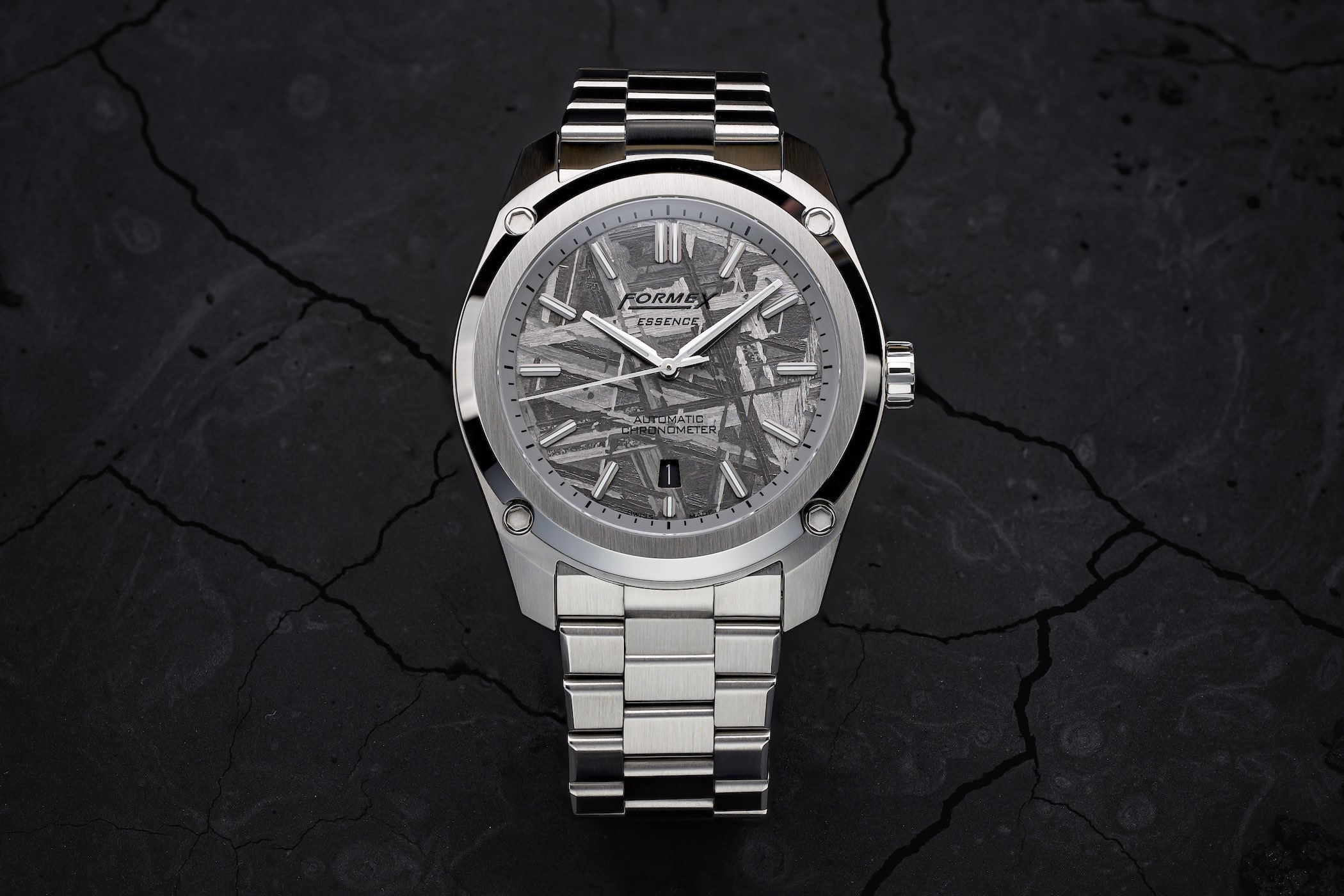 Formex Essence Space Rock Automatic Chronometer