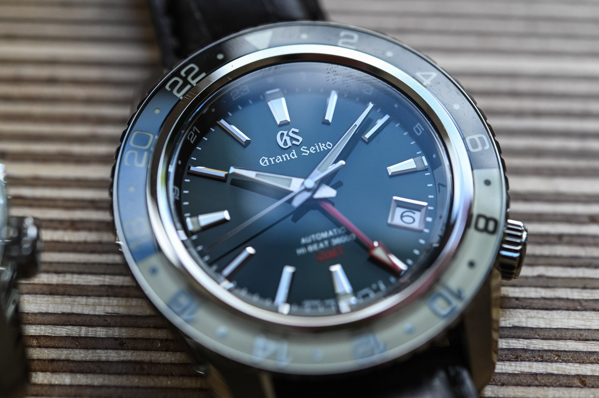 Grand Seiko Sport GMT Hi-Beat SBGJ239
