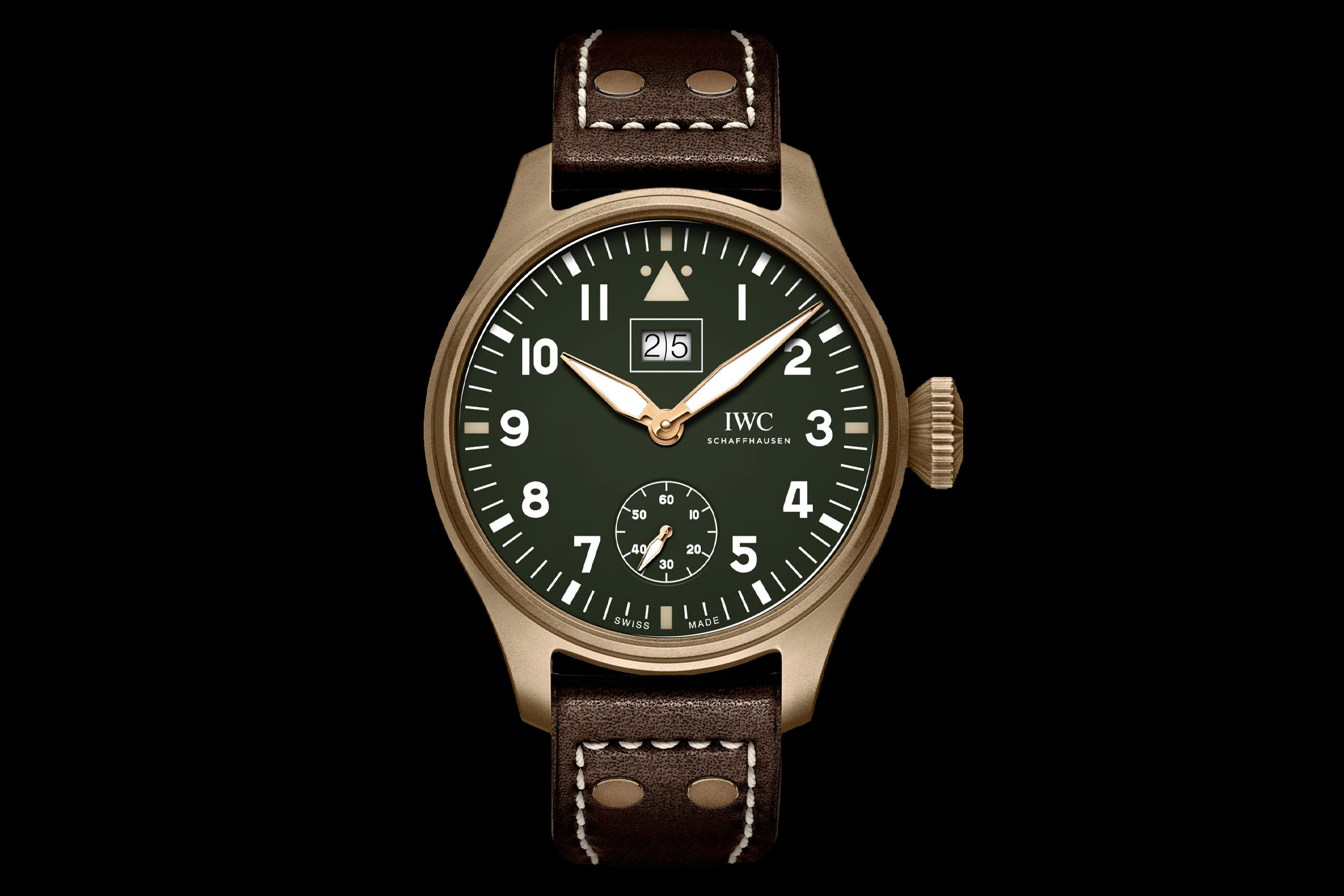 IWC Big Pilot's Watch Big Date Spitfire Edition Mission Accomplished IW510506