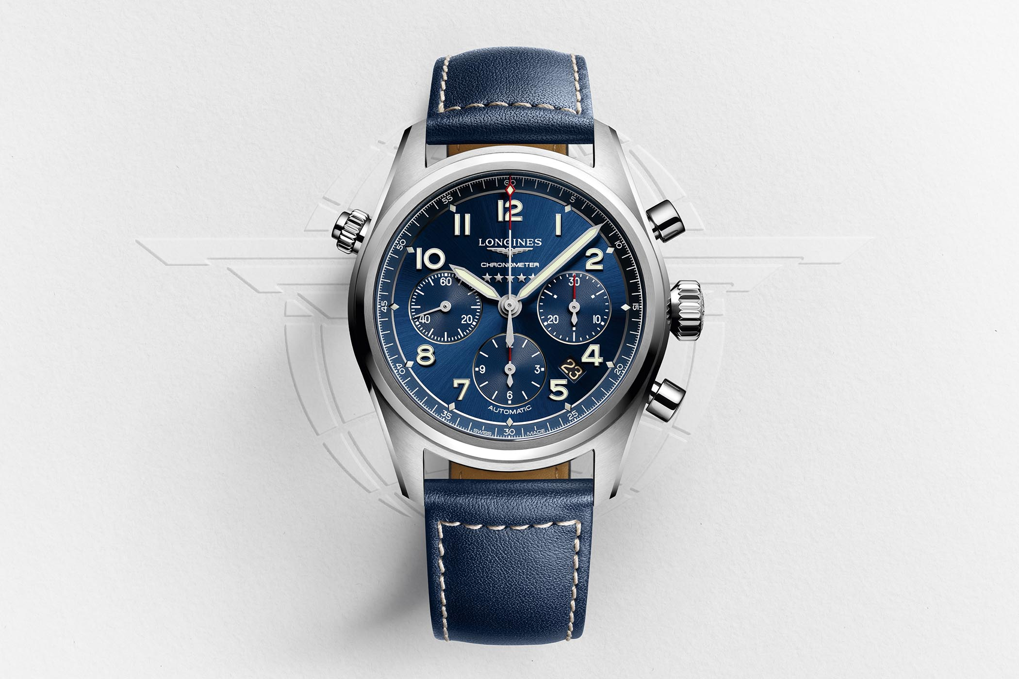 2020 Longines Spirit Collection Pilot's Watch