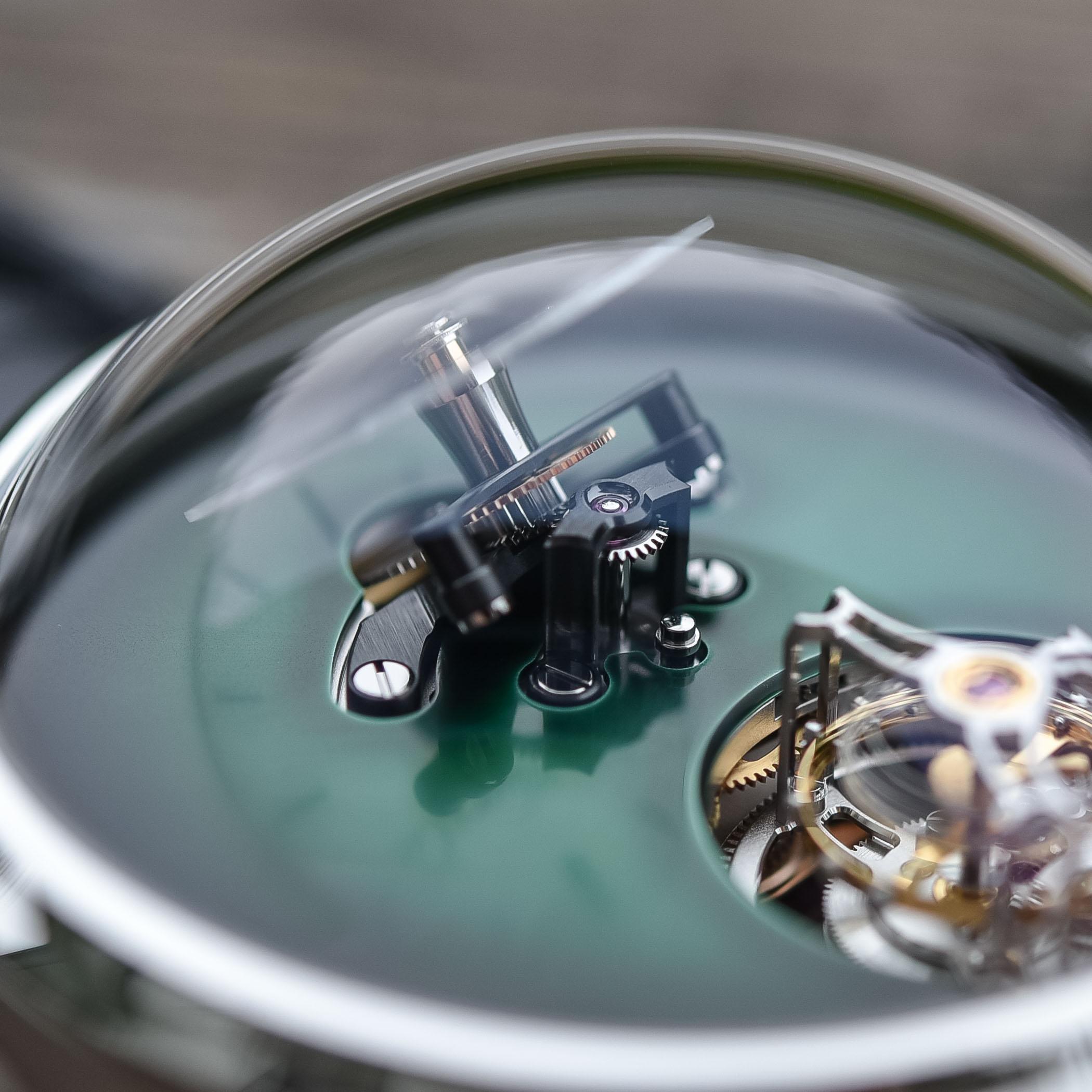 Moser MBandF Endeavour Cylindrical Tourbillon - 13