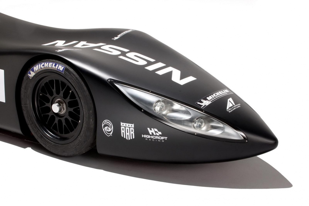 Nissan DeltaWing - 4