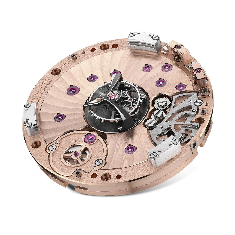 Omega De Ville Tourbillon Co-Axial Master Chronometer Antimagnetic - 10