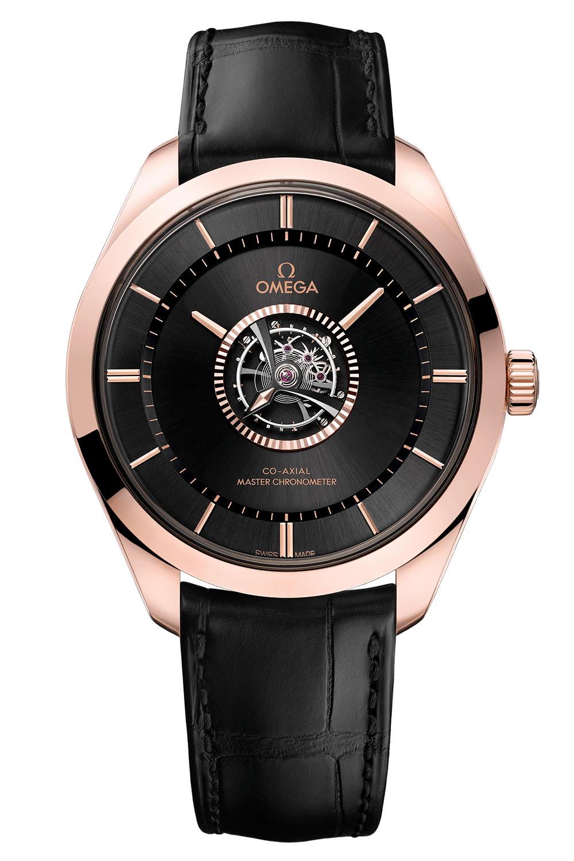 Omega De Ville Tourbillon Co-Axial Master Chronometer Antimagnetic - 3