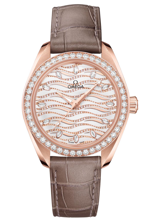 Omega Seamaster Aqua Terra 150M Jewellery