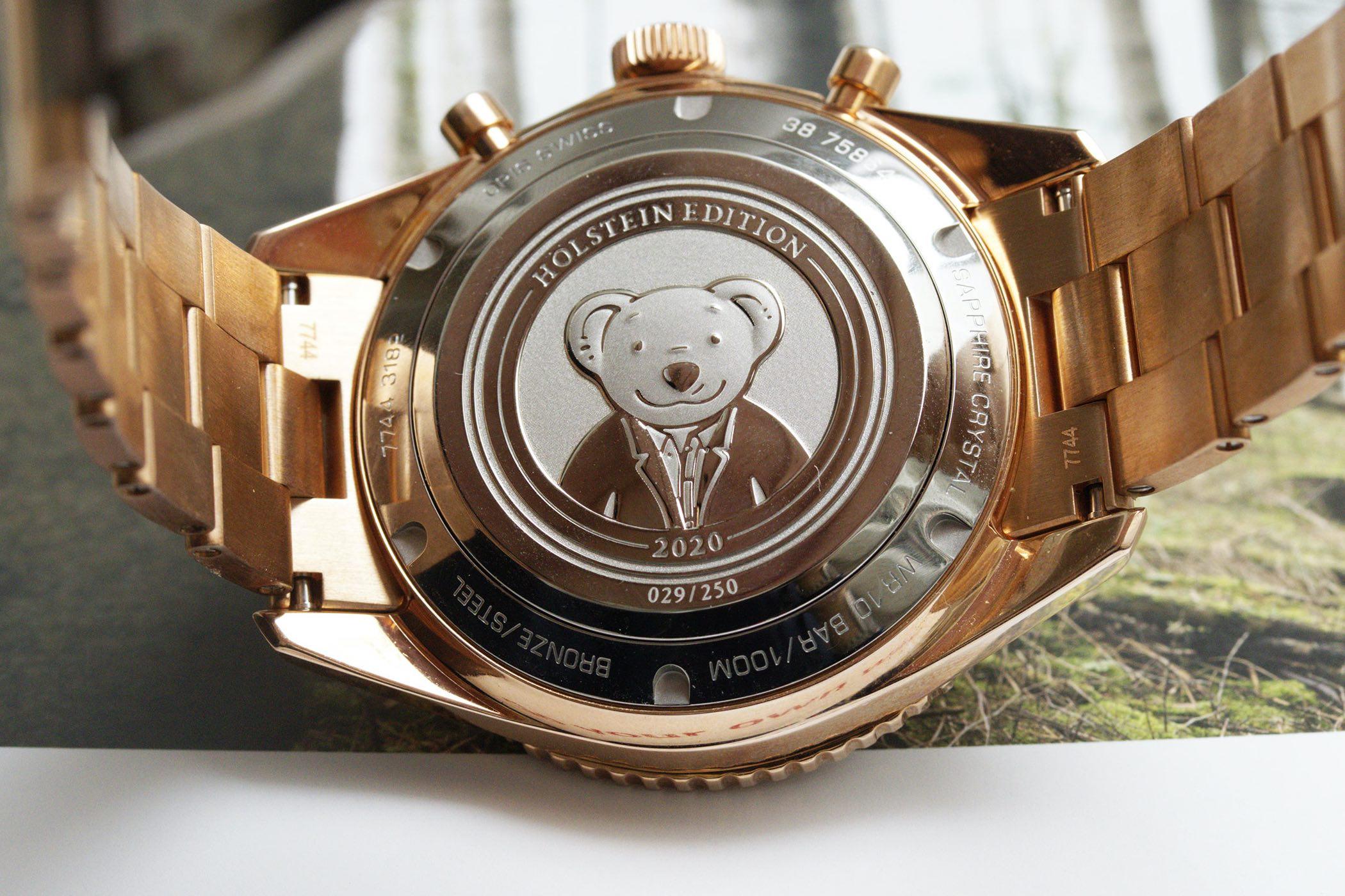 Oris Hölstein Edition 2020 Bronze