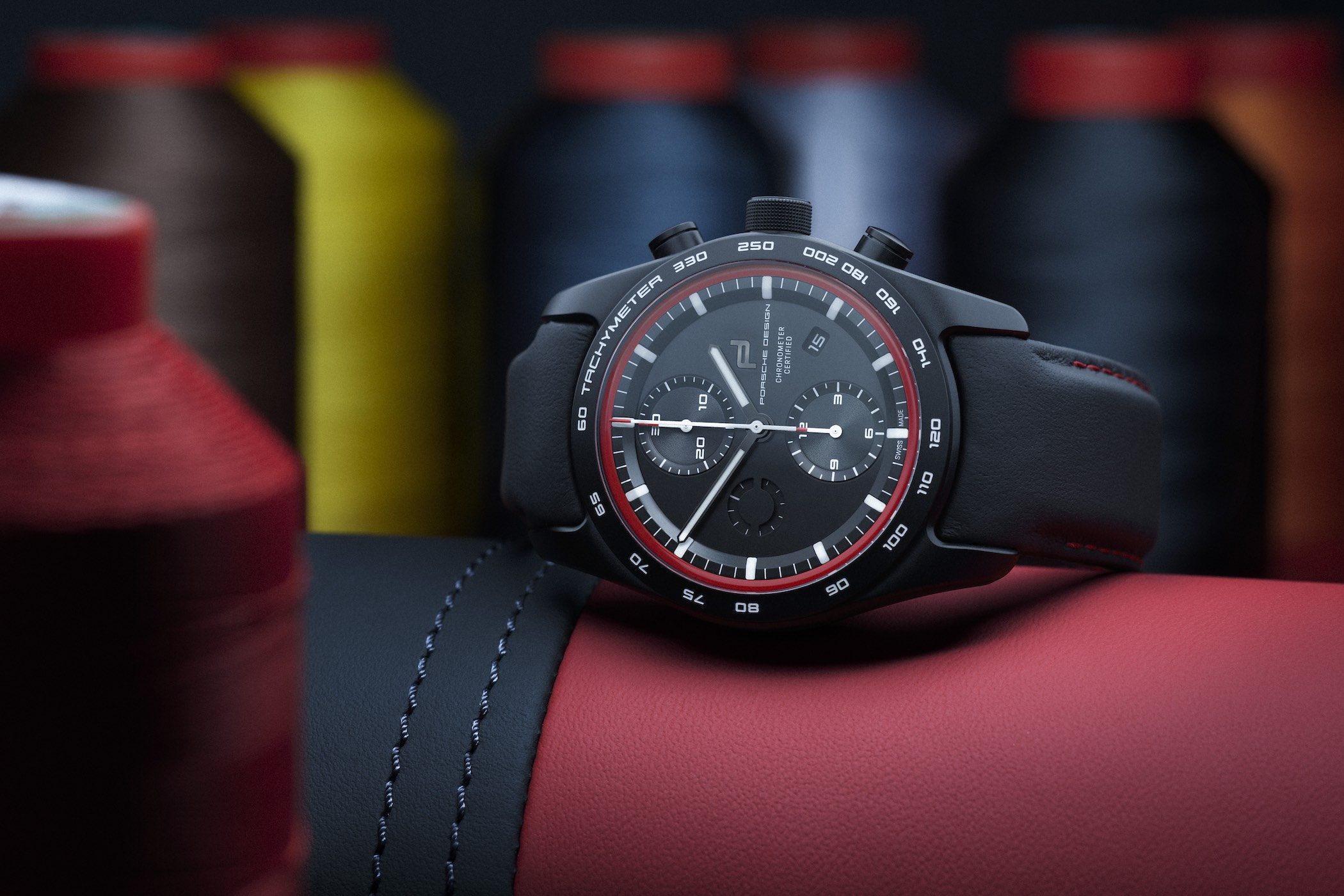 Porsche Design Custom-Built Timepieces Program