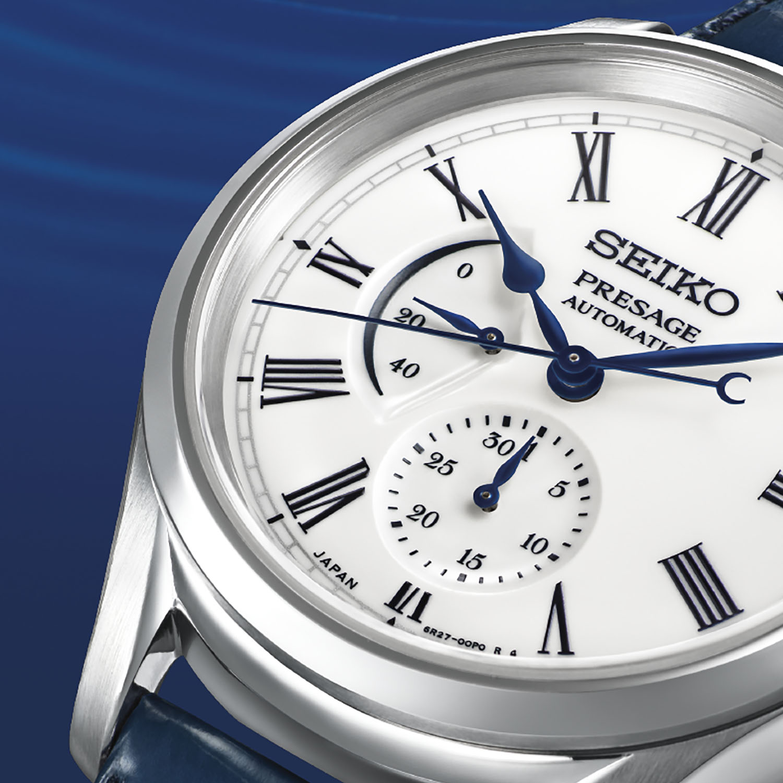 Seiko Presage Arita Porcelain Dial Limited Edition SPB171