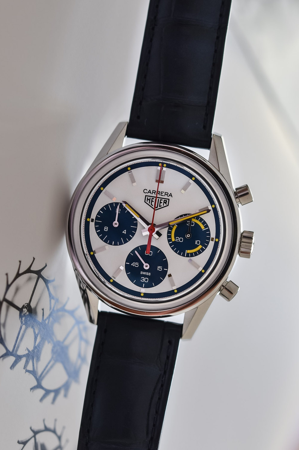 TAG Heuer Carrera 160 Years Montreal Limited Edition - CBK221C.FC6488