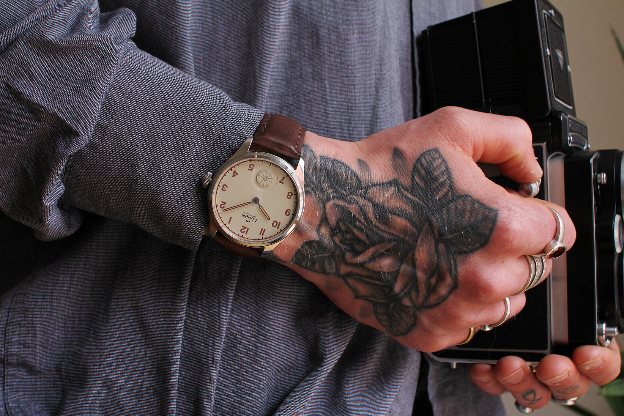 Value Proposition - Peren Hintz Tribute to Transylvanian Watchmaking - 2