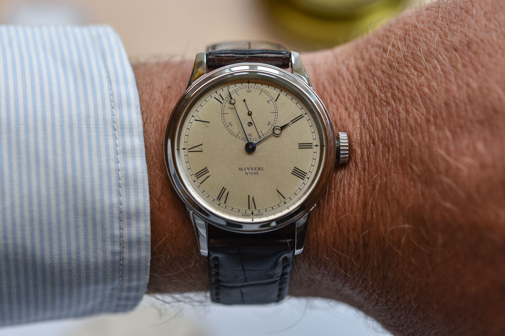 Winnerl independent watchmaking