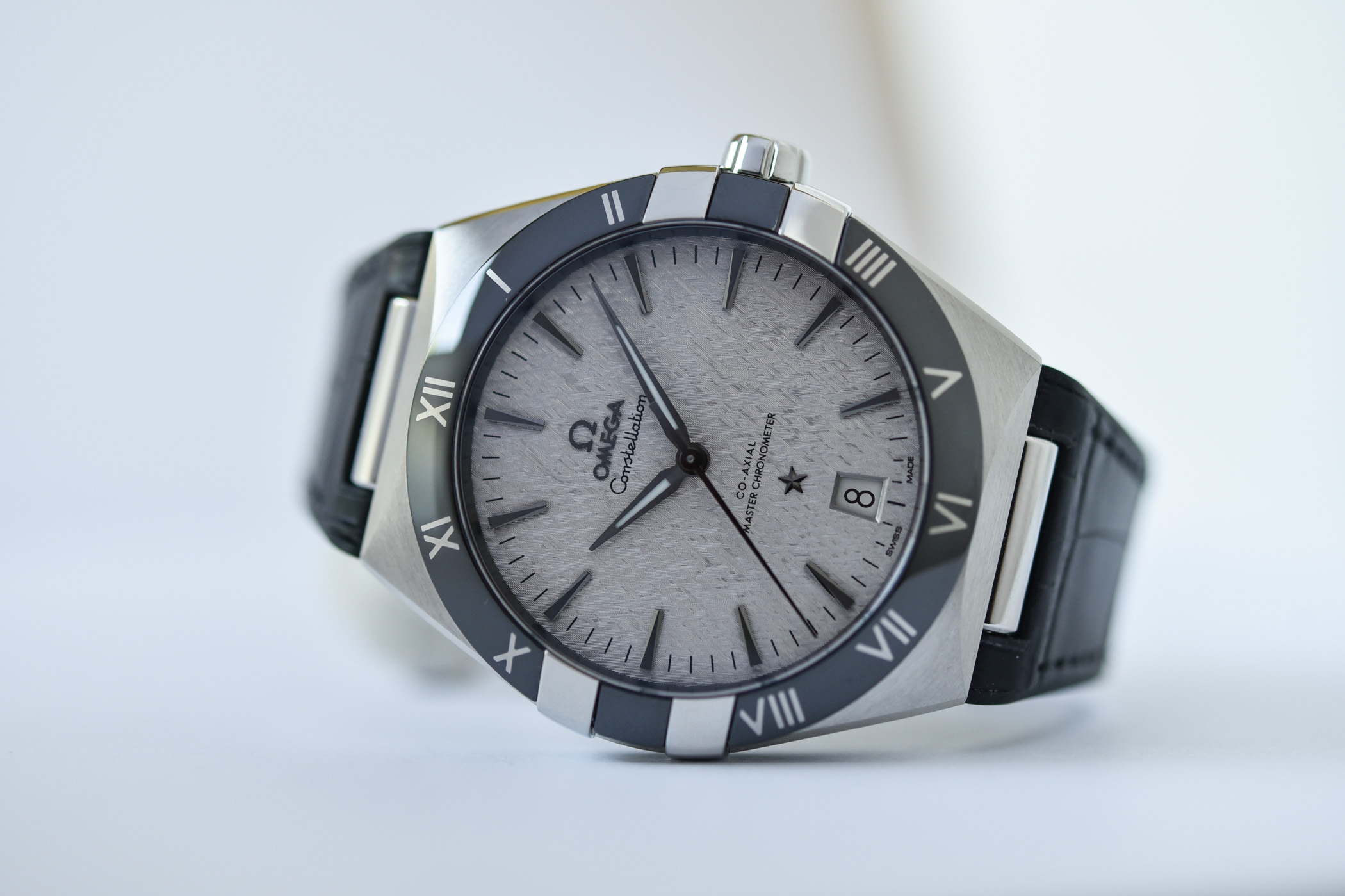 2020 Omega Constellation Co-Axial Master Chronometer 41mm