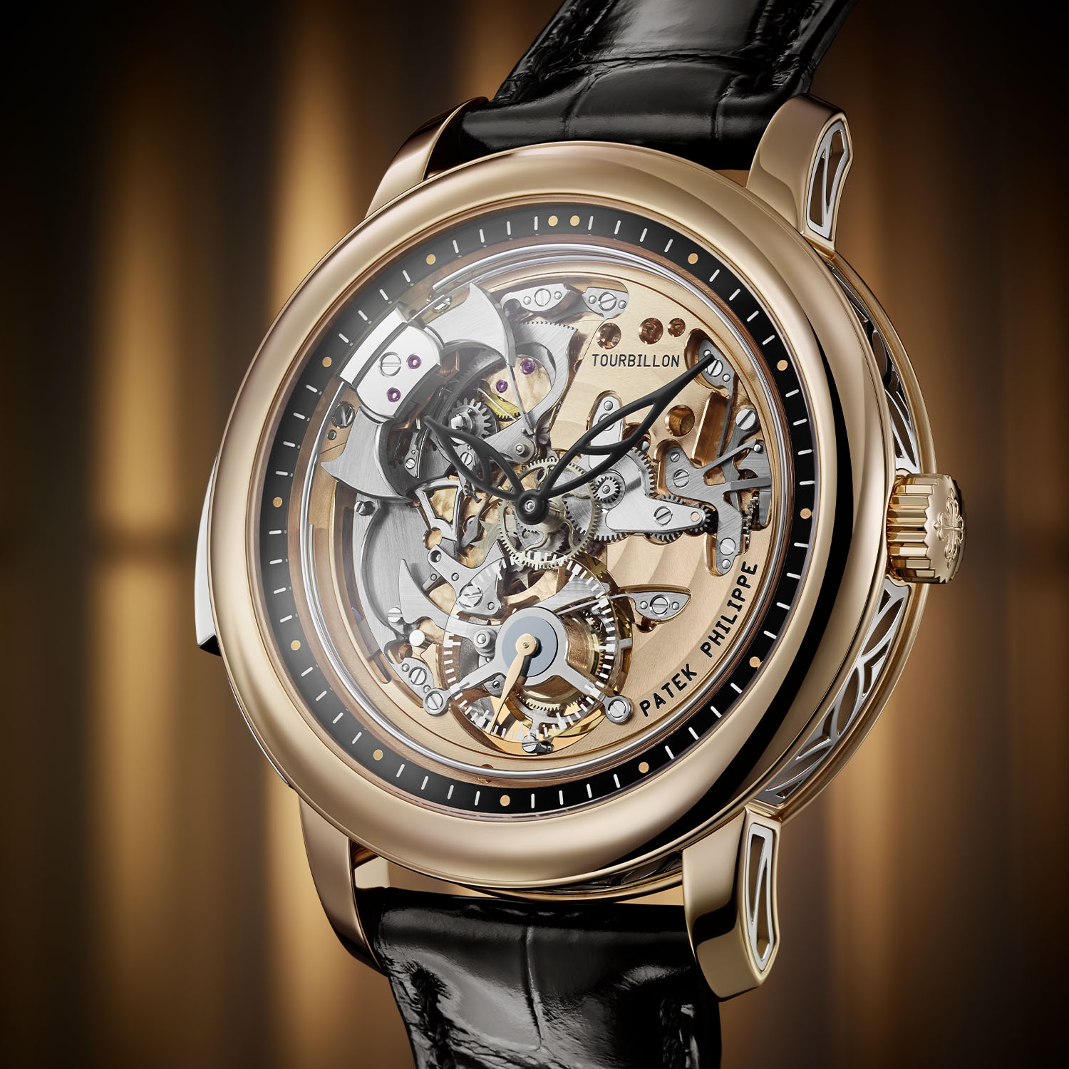Patek Philippe 5303R-001 Minute Repeater Tourbillon