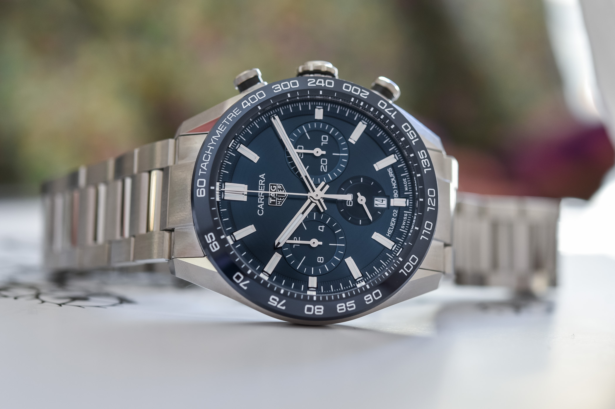 2020 TAG Heuer Carrera Sport Chronograph 44mm Collection - 12