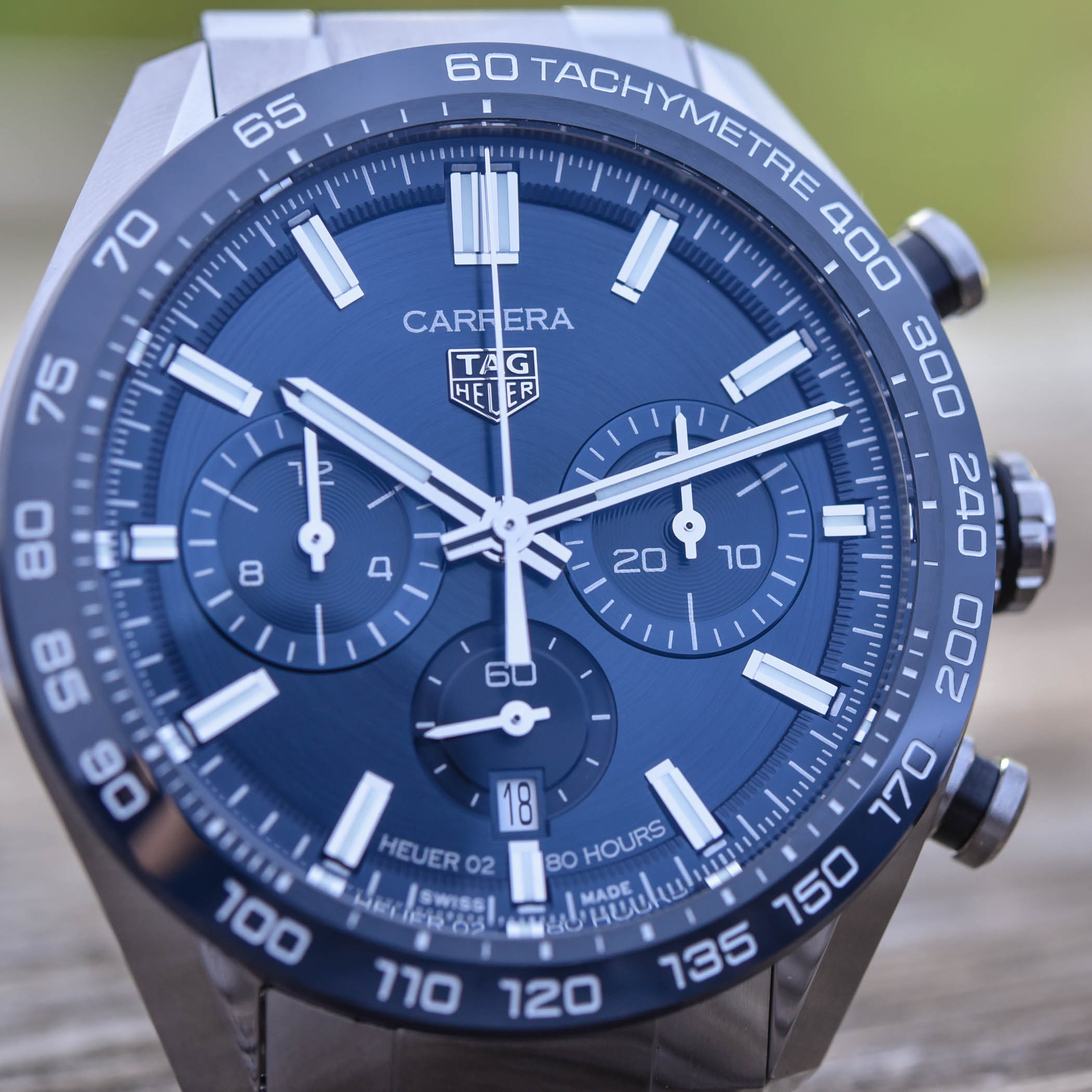 2020 TAG Heuer Carrera Sport Chronograph 44mm Collection - 5
