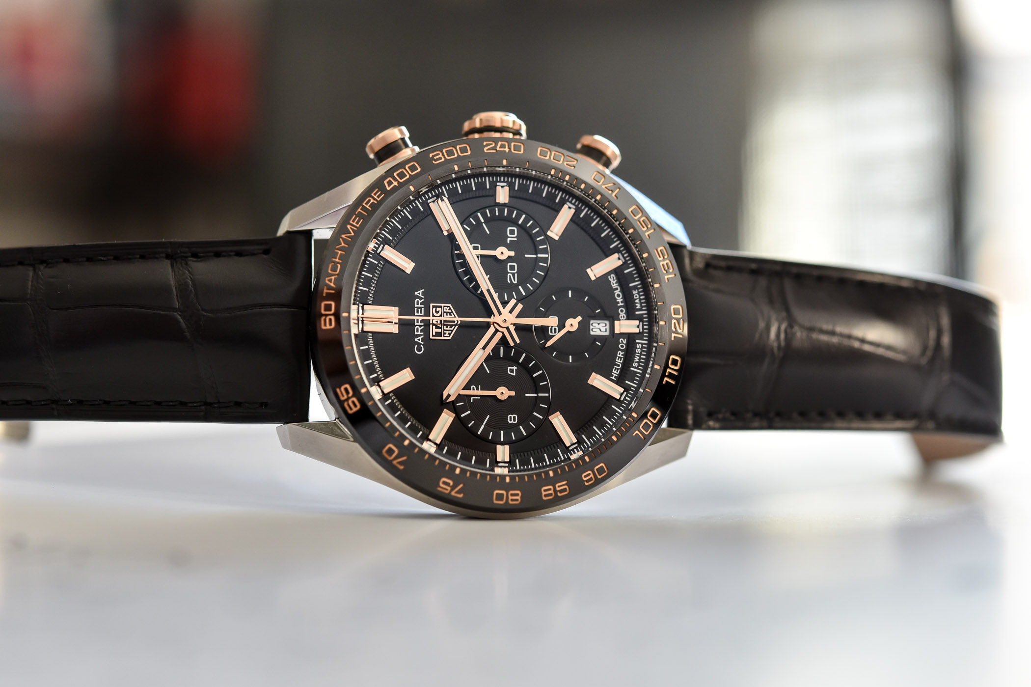 2020 TAG Heuer Carrera Sport Chronograph 44mm Collection - 6