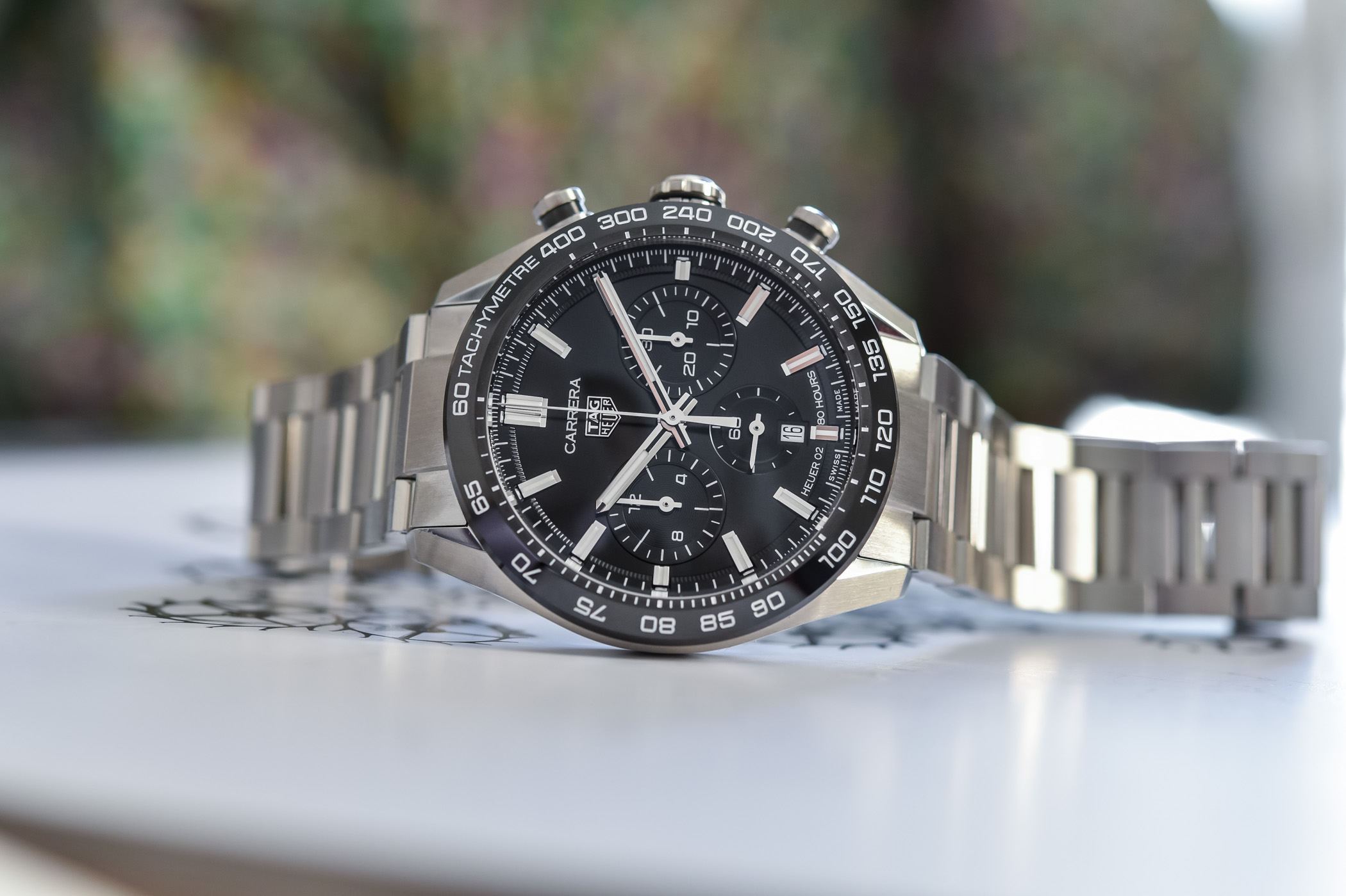 2020 TAG Heuer Carrera Sport Chronograph 44mm Collection - 8