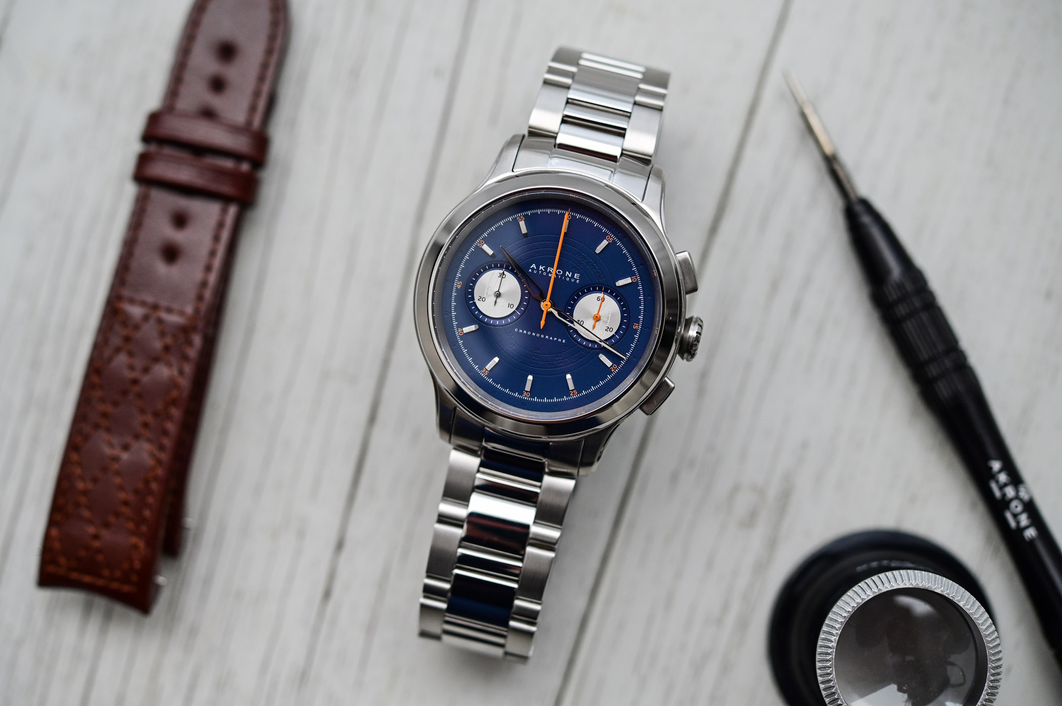 Akrone K-05 Automatic Chronograph