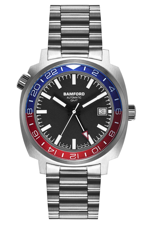 Bamford London GMT Heritage Pepsi
