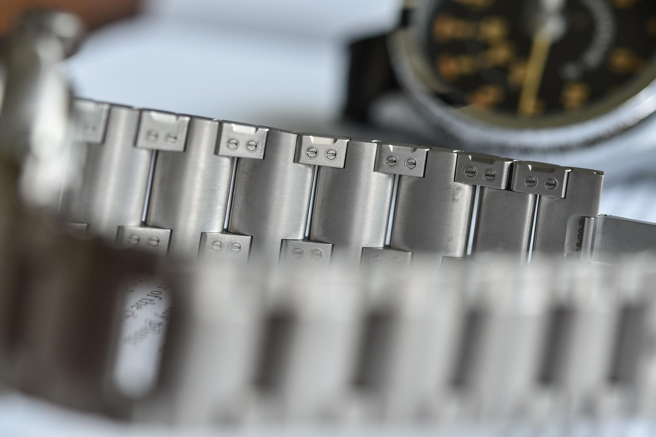 Blancpain Fifty Fathoms Grande Date Titanium Bracelet - 5050-12B30-98