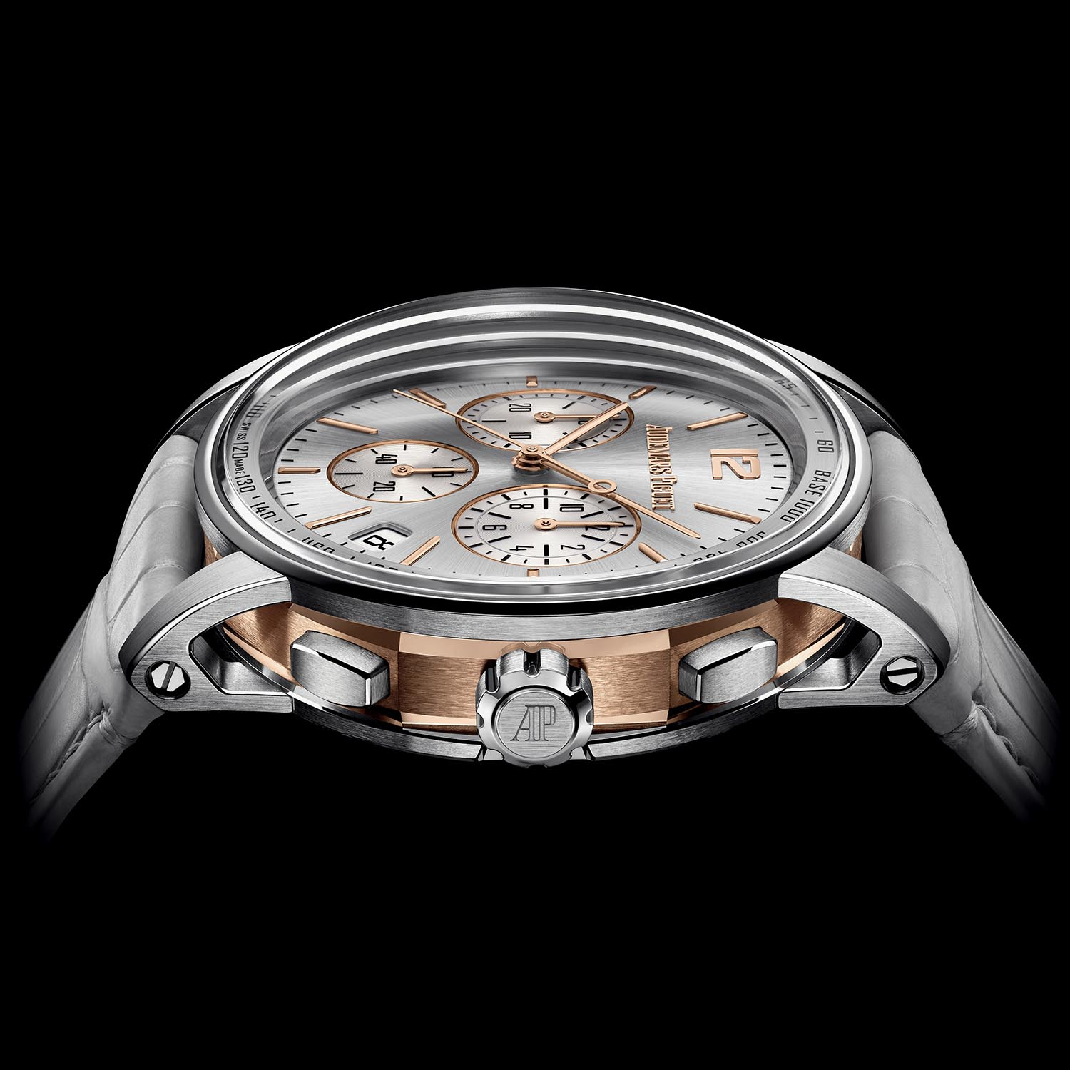 Code 11.59 By Audemars Piguet 2020 smoked Dials Two-Tone Cases - 8