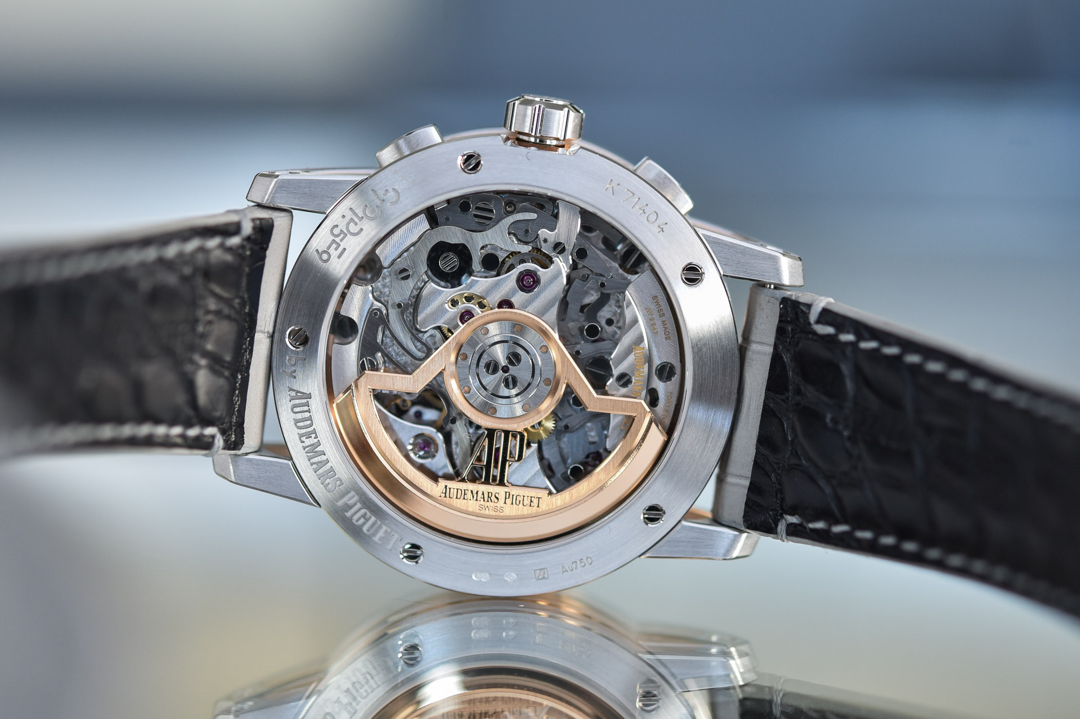Code 11.59 By Audemars Piguet Smoked Lacquered Dial Two-Tone 2020