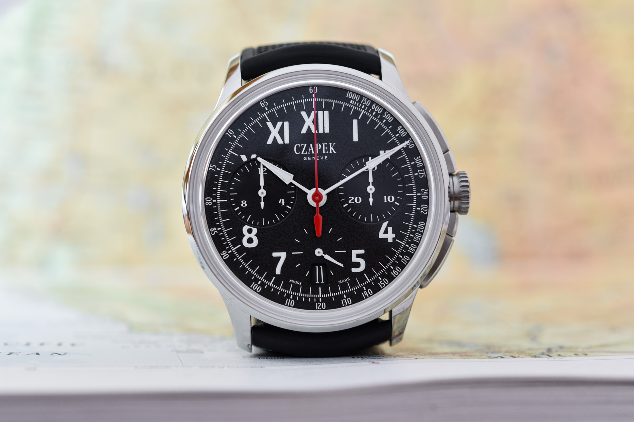 Czapek Faubourg de Cracovie California Dreamin Chronograph