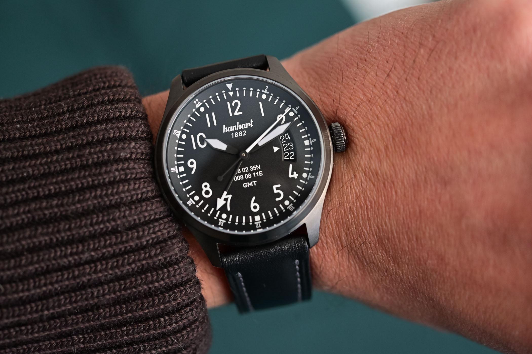 Hanhart S-Series 105 OE GMT